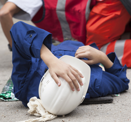 Houston Industrial Accident Lawyer